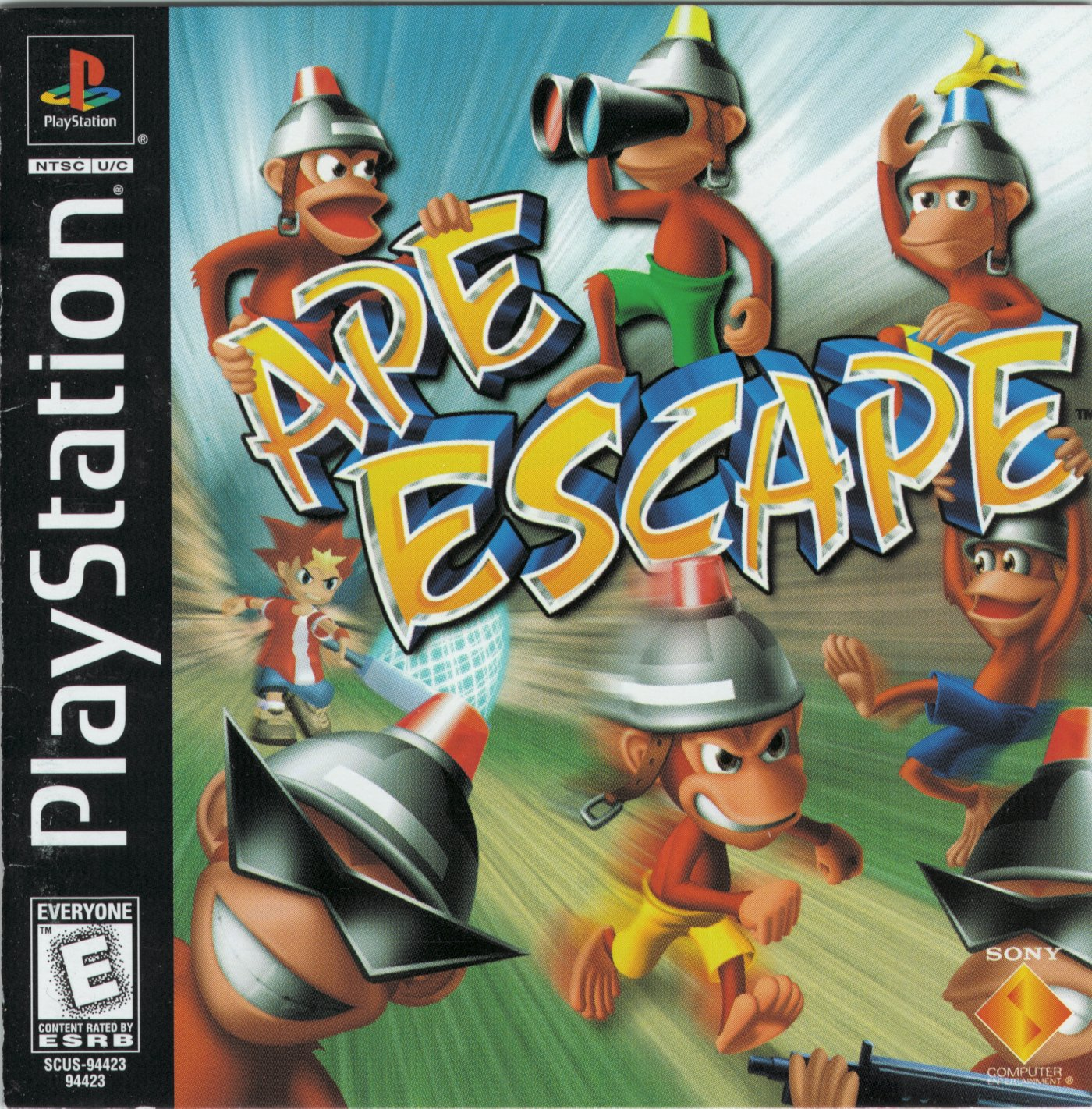 Ape Escape [SCUS-94423]
