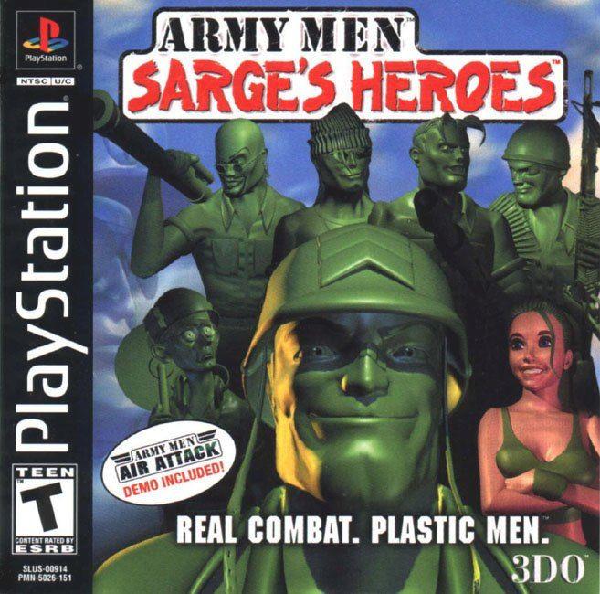 army men sarges heroes 2 rom