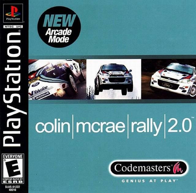 Colin McRae Rally 2.0 [SLUS-01222]