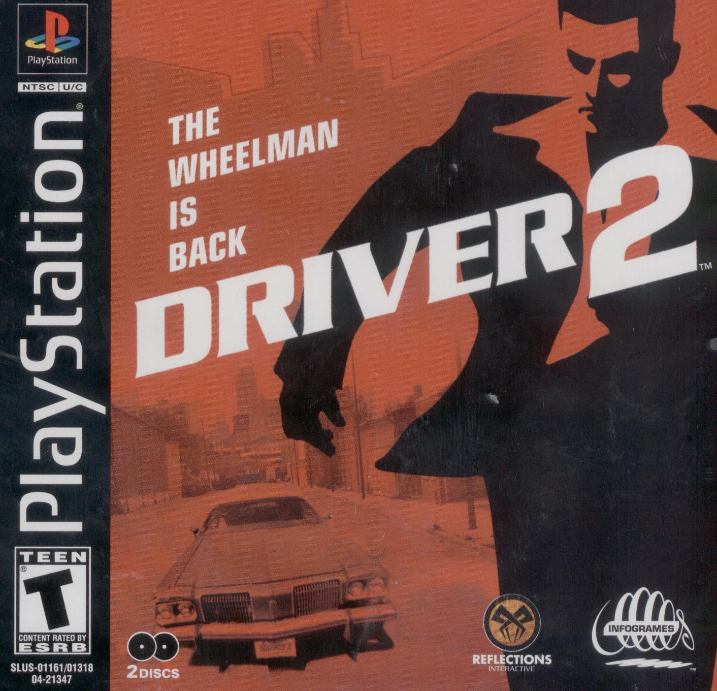 Driver 2 [Disc1of2] [SLUS-01161]