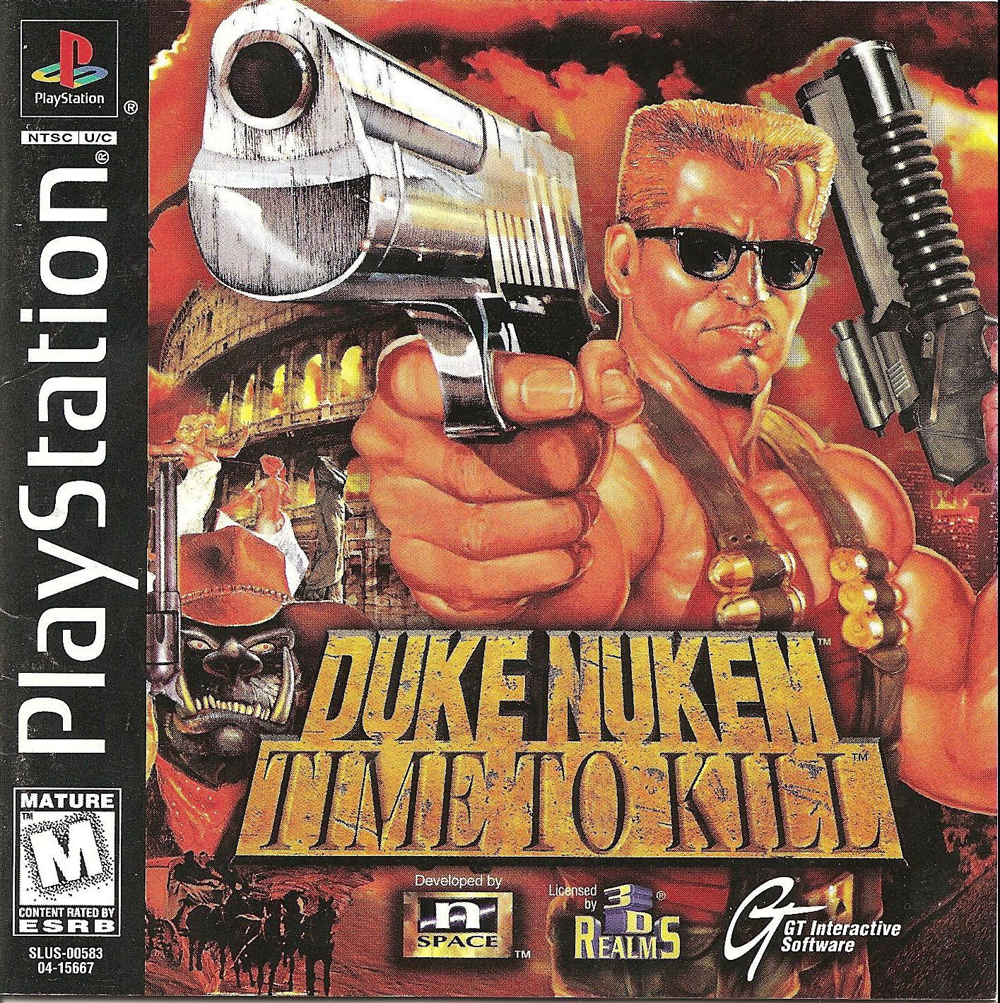 Duke Nukem - Time To Kill [SLUS-00583]