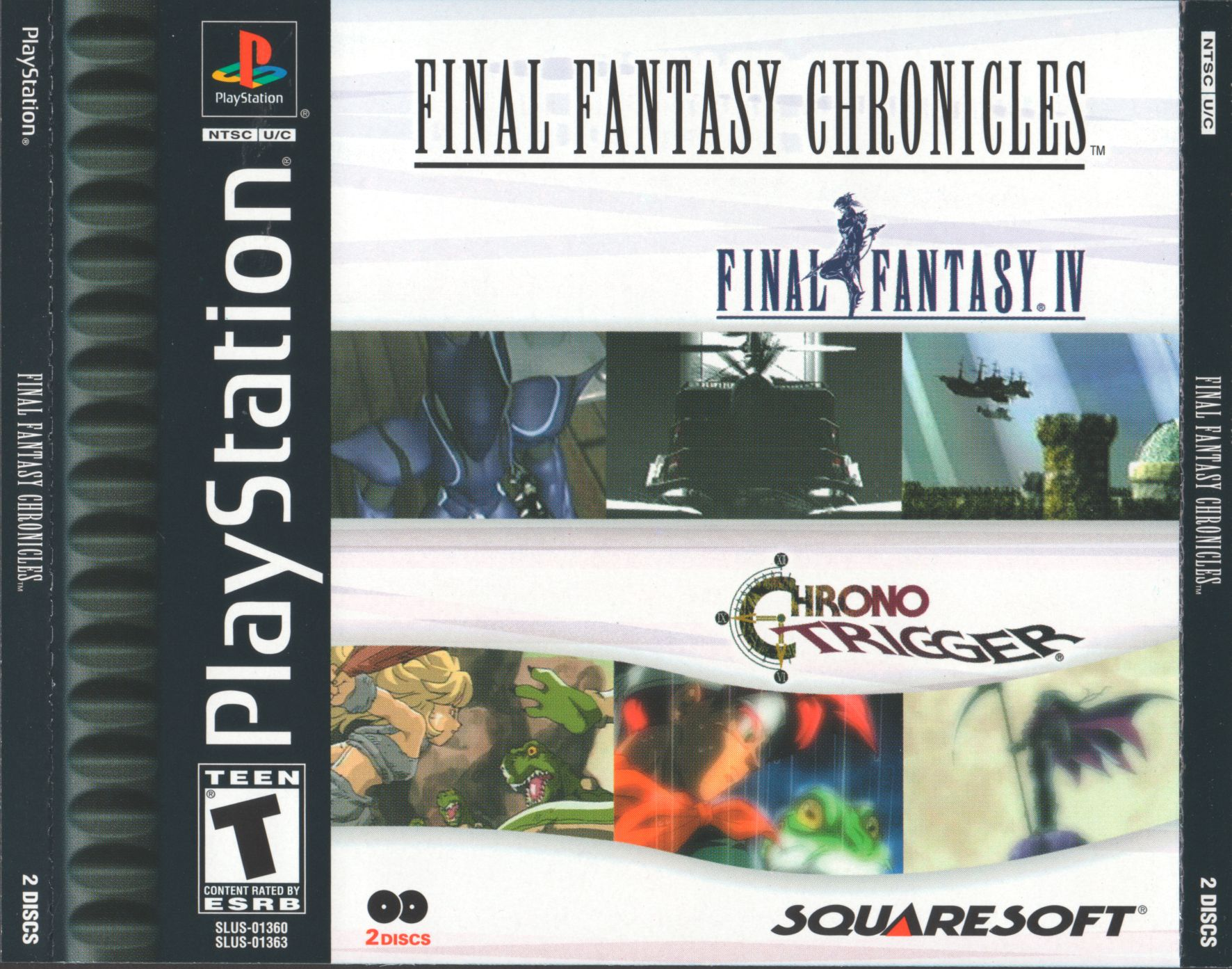 Final Fantasy Chronicles - Chrono Trigger [SLUS-01363]