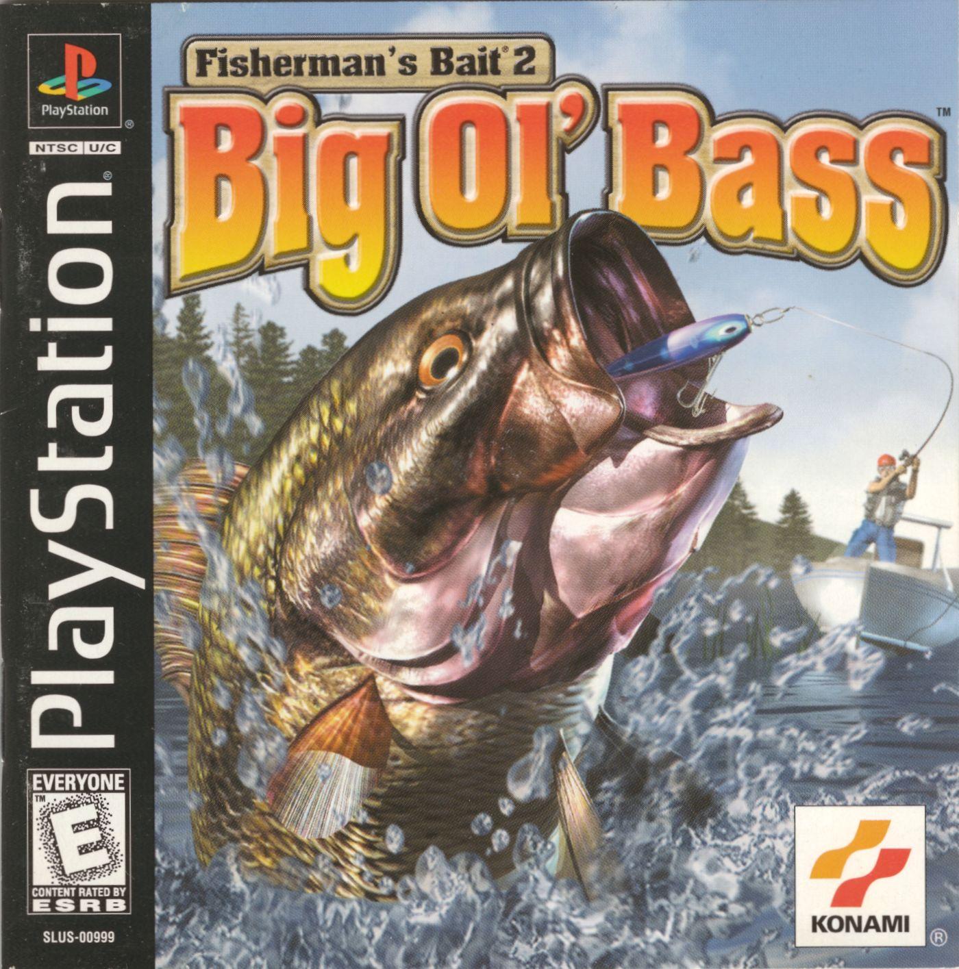 Big ol bass 2 ps1 iso download game ps1 psp roms isos | downarea51.