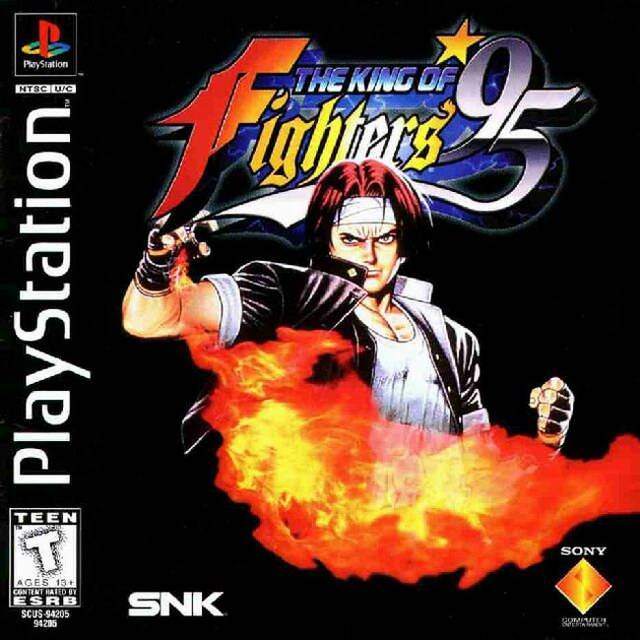 King Of Fighters 95 [SCUS-94205]
