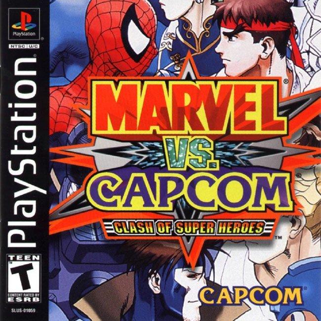 Marvel Super Heroes Vs Street Fighter [SLUS-00793] ROM