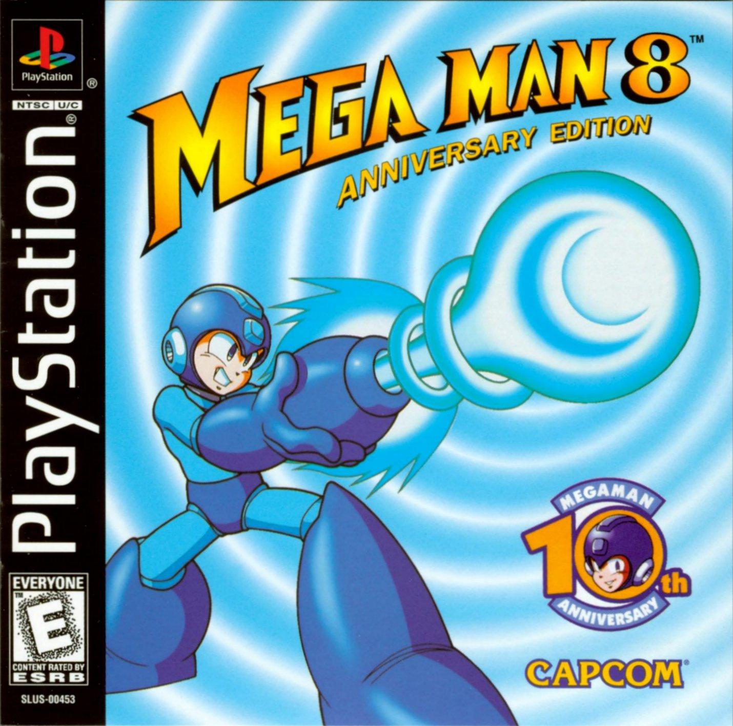 Megaman 8 [SLUS-00453]