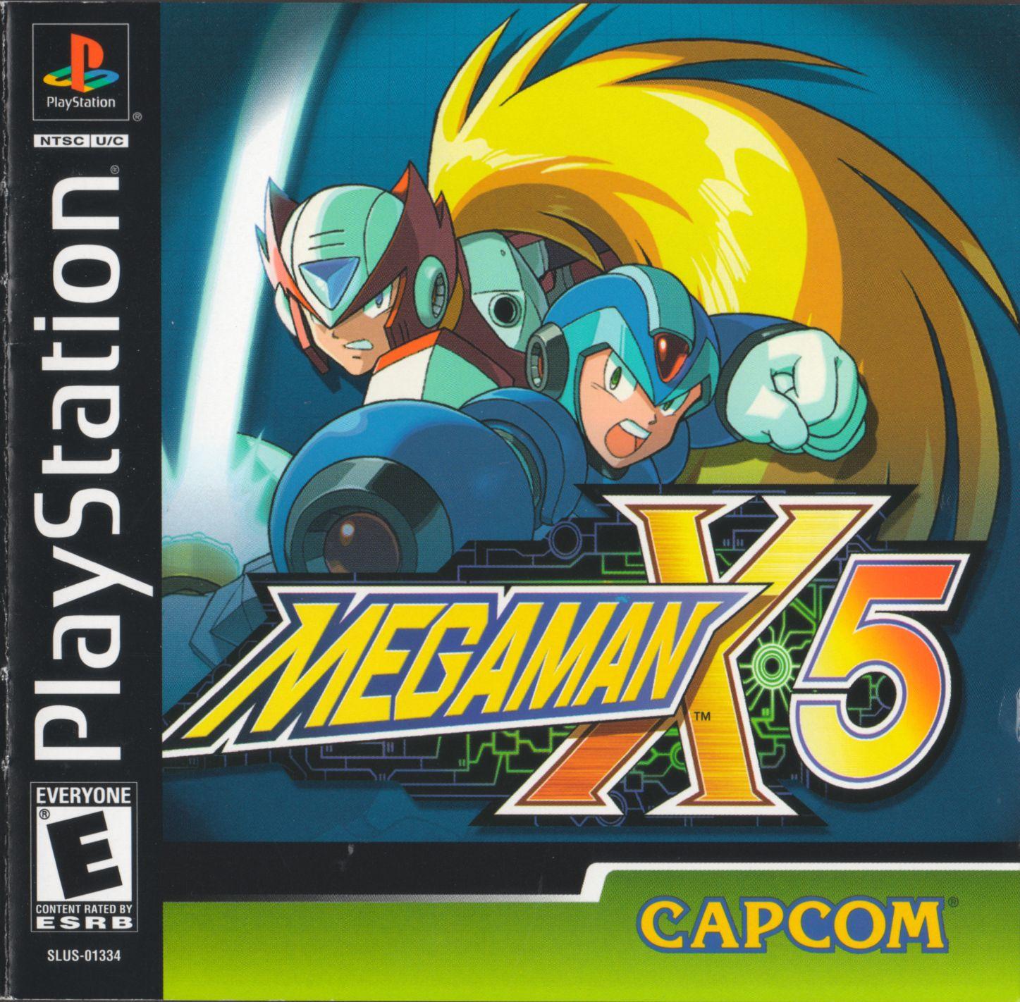Megaman X5 [SLUS-01334]