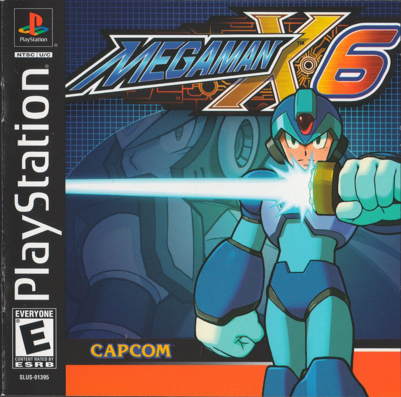Megaman X6 [SLUS-01395]