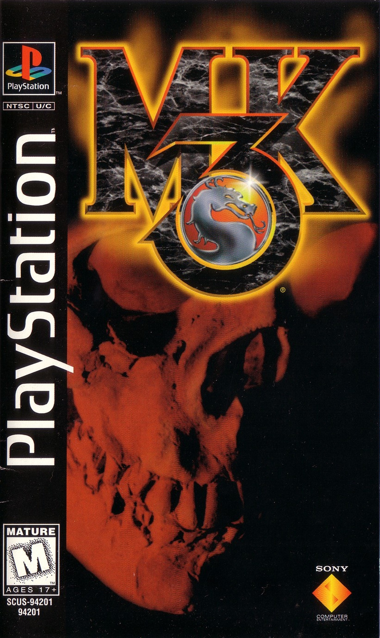Mortal Kombat 3 [SCUS-94201] ROM - Playstation (PS1) | Emulator Games