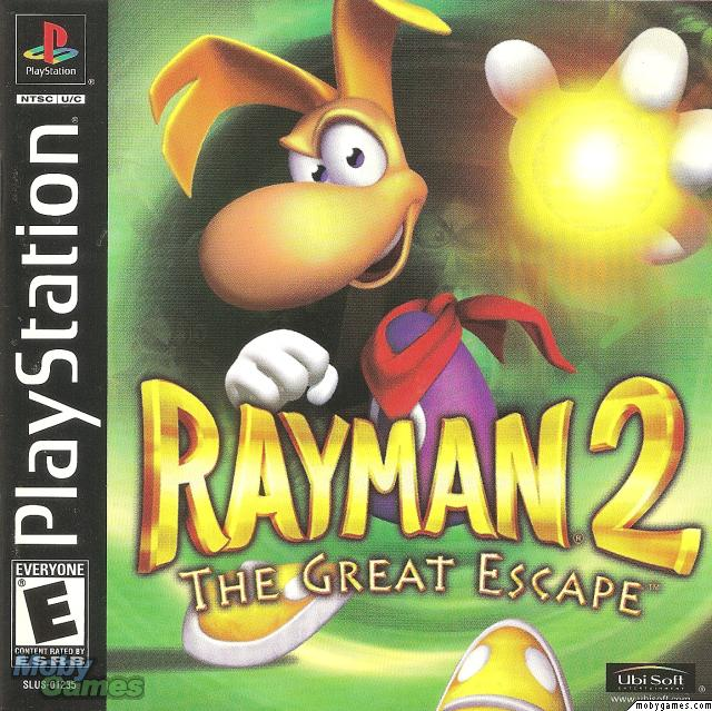 Rayman 2 The Great Escape [SLUS-01235]