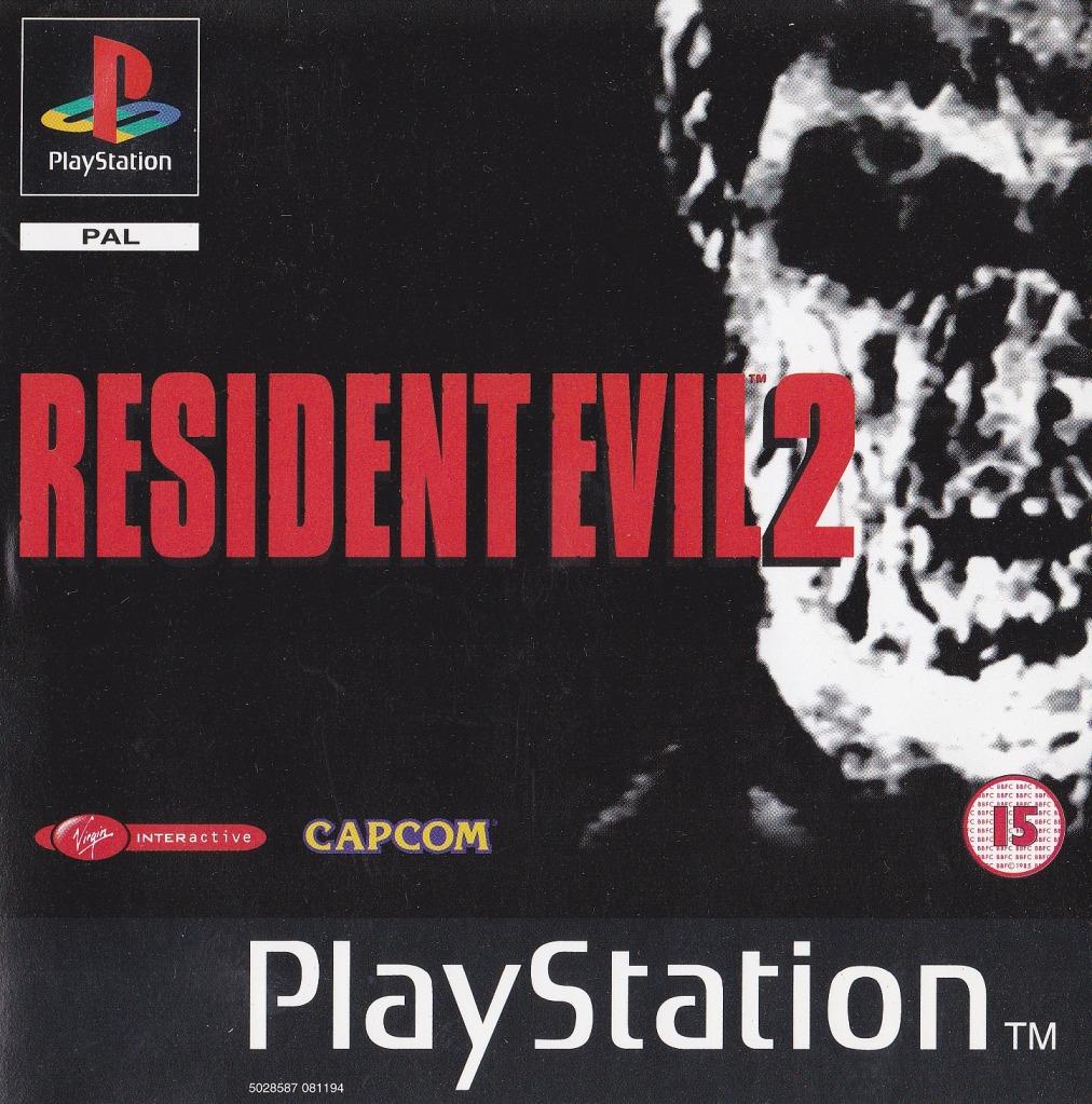 Resident Evil 2 (Disc 1)(Leon)[SLES-00972]