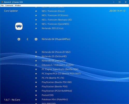 RetroArch 1.7.5