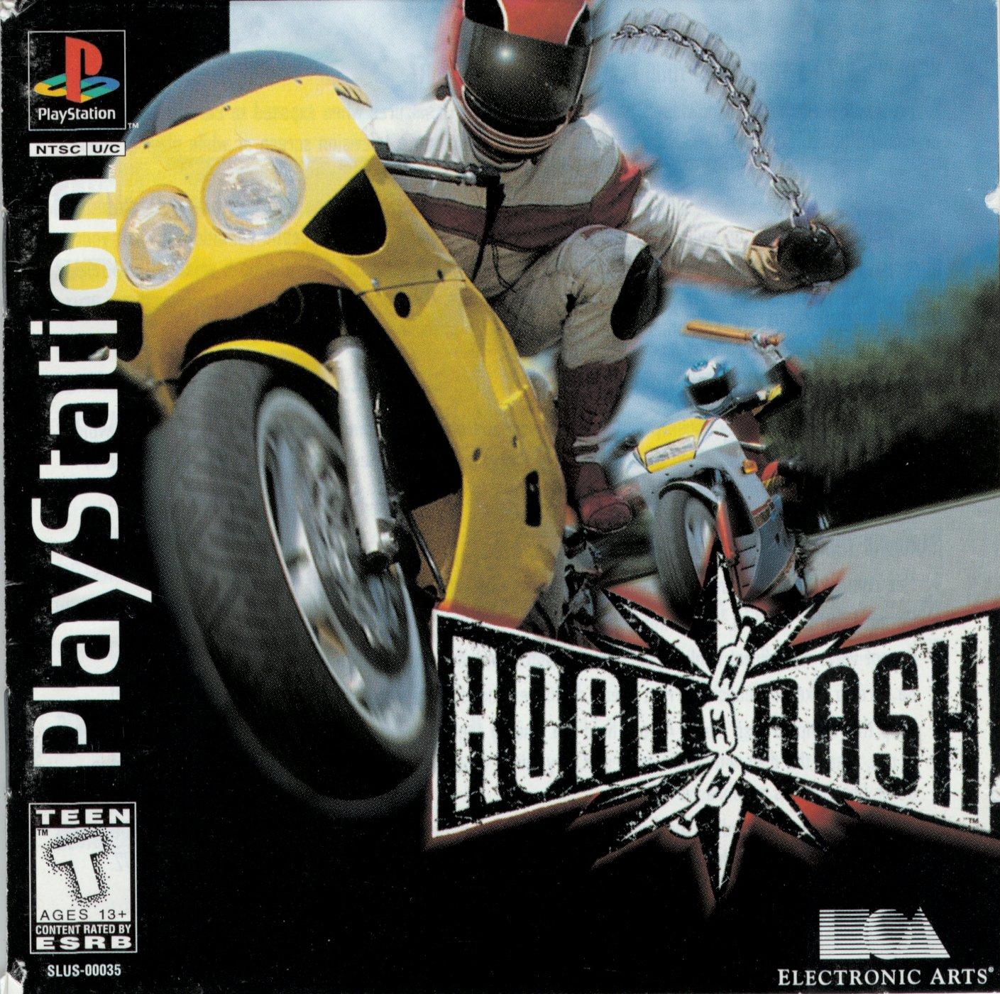 Road Rash [SLUS-00035]