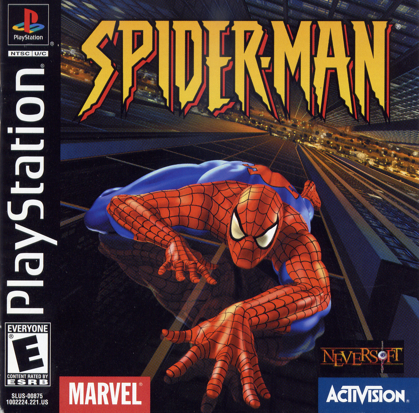 Spiderman [SLUS-00875]