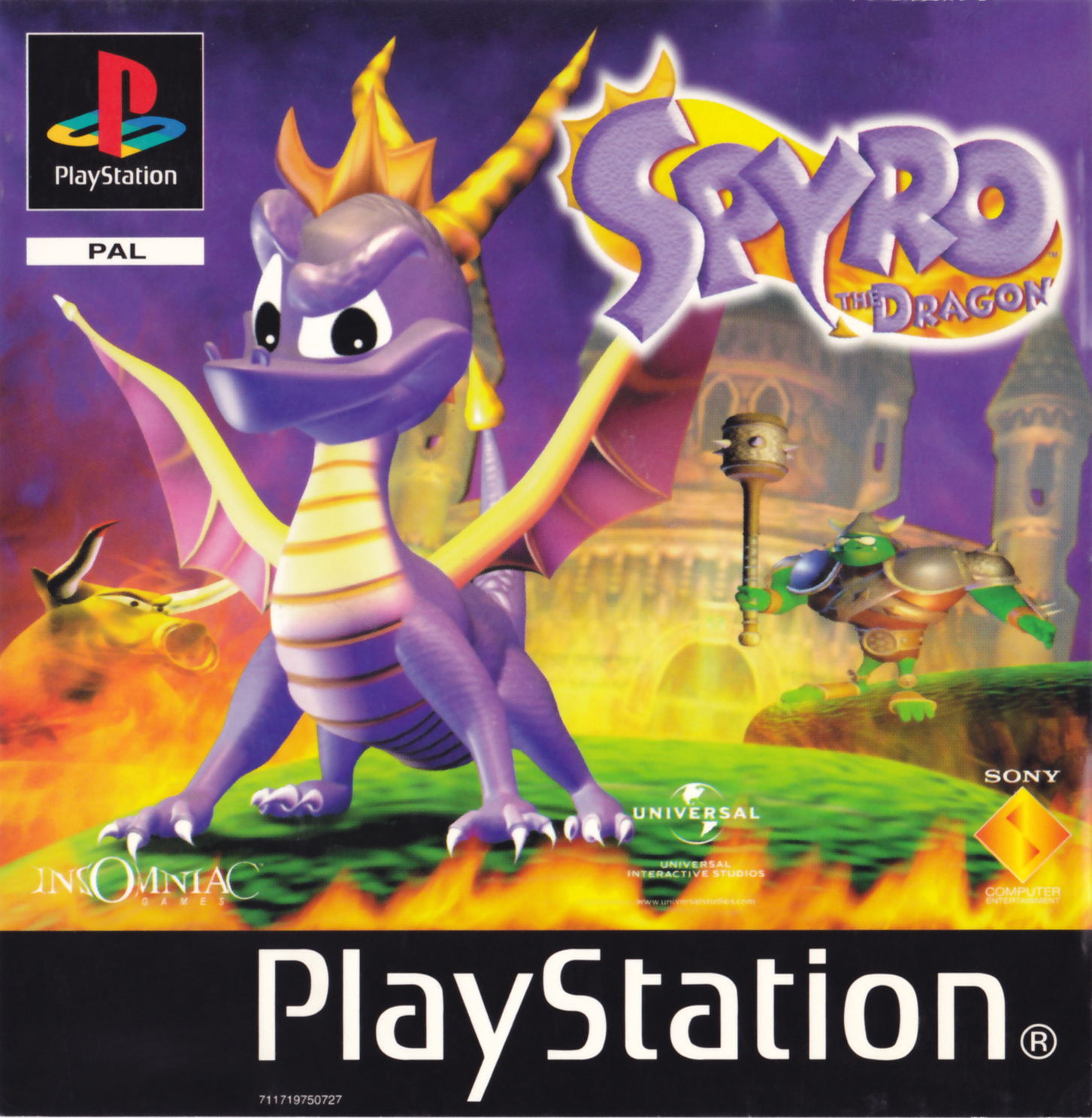 Spyro The Dragon [SCES-01438]