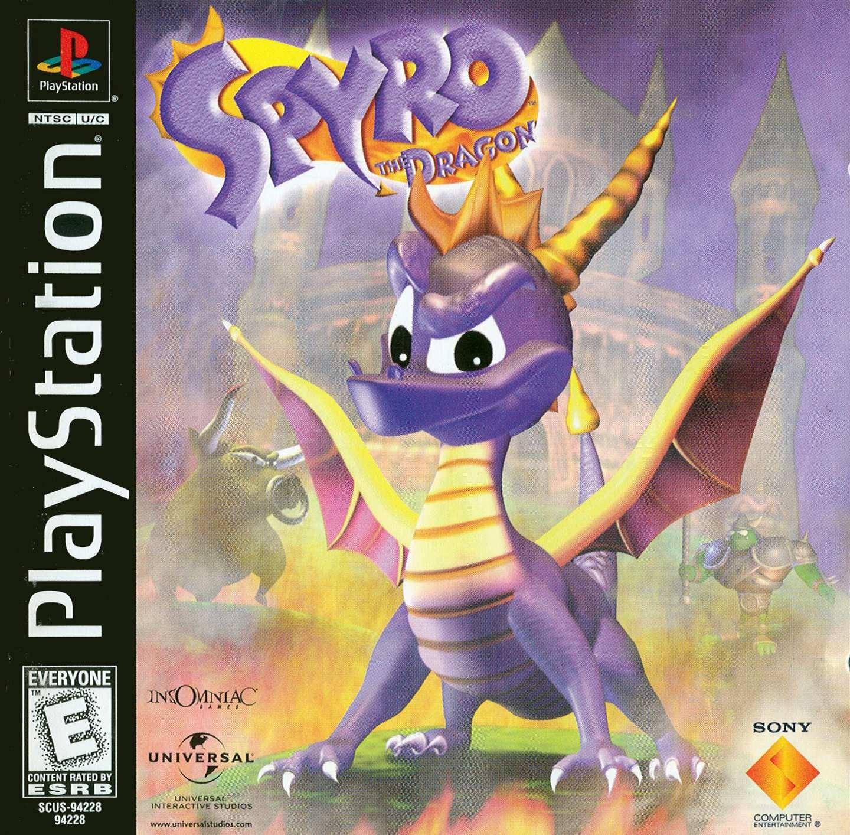 Spyro 2 - Gateway To Glimmer (Europe) (En,Fr,De,Es,It) ROM