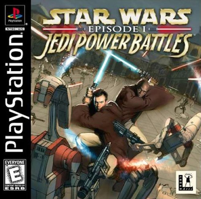 ps1 star wars demolition