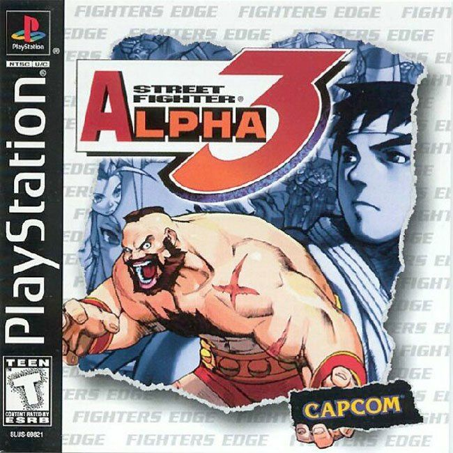Street Fighter Alpha 3 [SLUS-00821]
