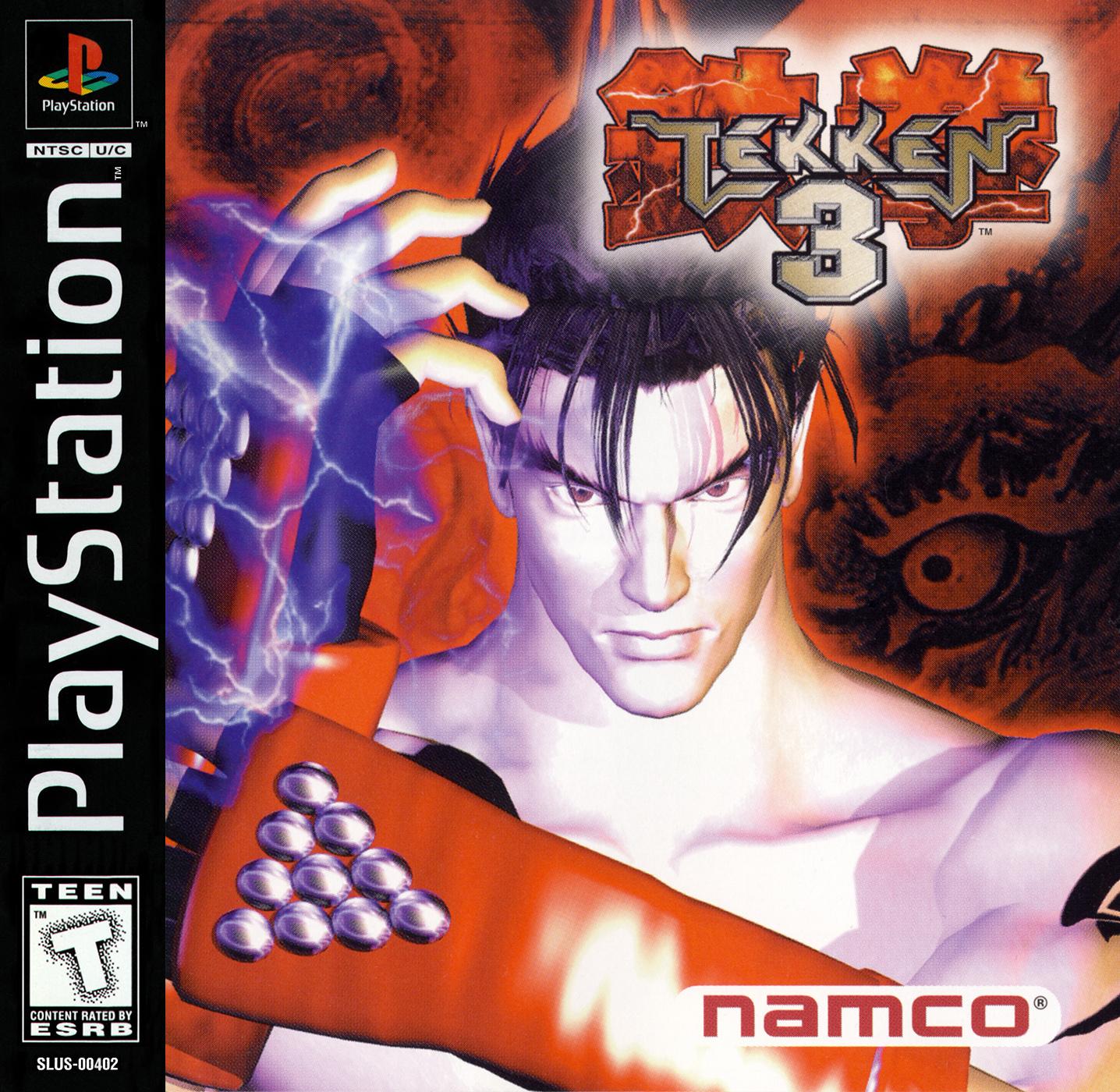 Tekken 3 [SLUS-00402]