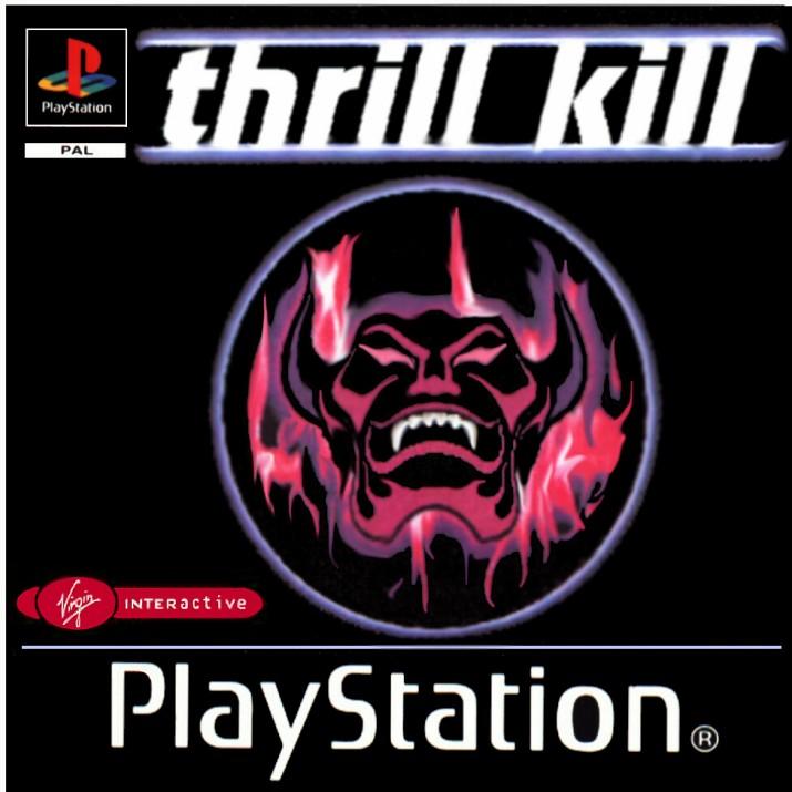 Thrill kill slus00752] rom playstation (ps1) | emulator. Games.