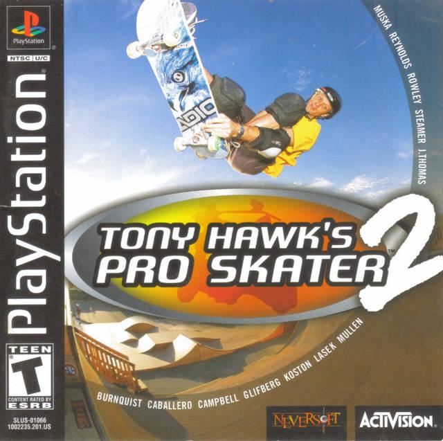 Tony Hawk S Pro Skater 2 [SLUS-01066]