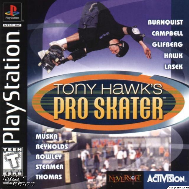 Tony Hawk S Pro Skater [SLUS-008.60]