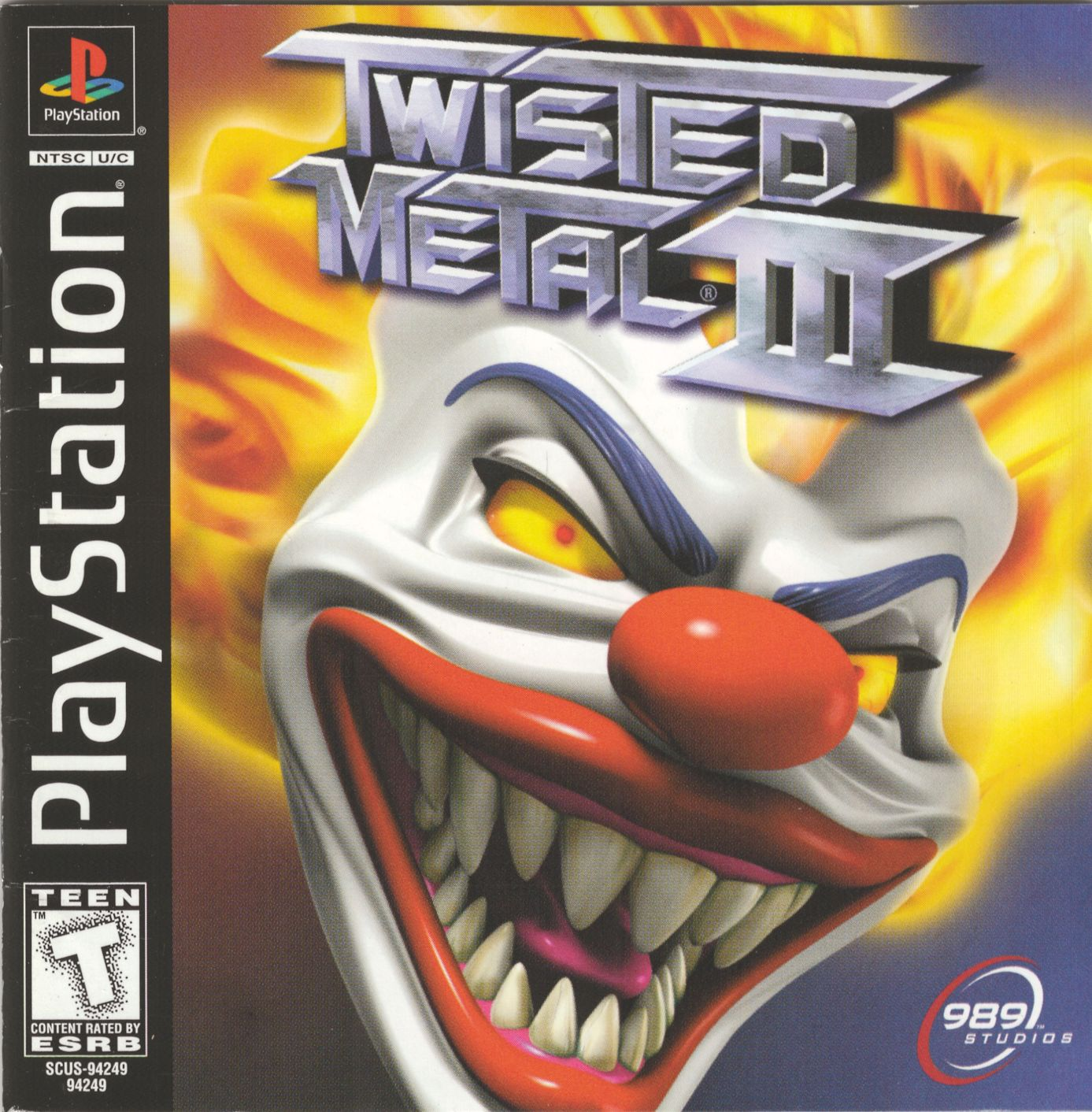 Twisted Metal 3 [SCUS-94249] ROM - Playstation (PS1