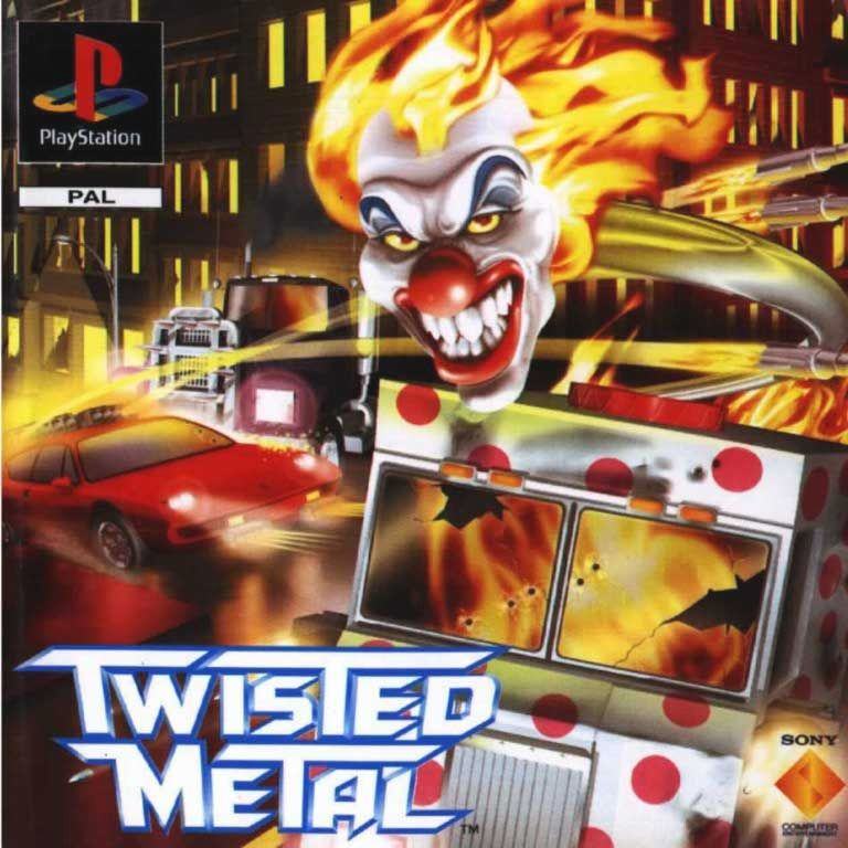 Twisted Metal [SCES-00061]