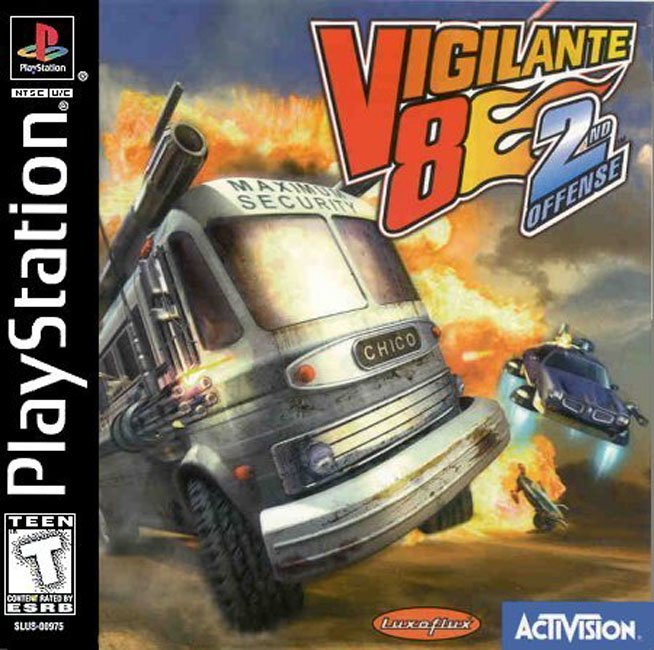 Vigilante 8 2ND Offense [SLUS-00868]
