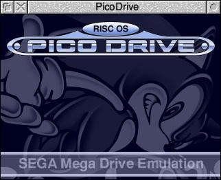PicoDrive 1.92.3