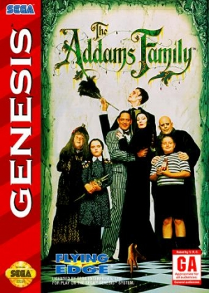 Addams Family, The (Beta)