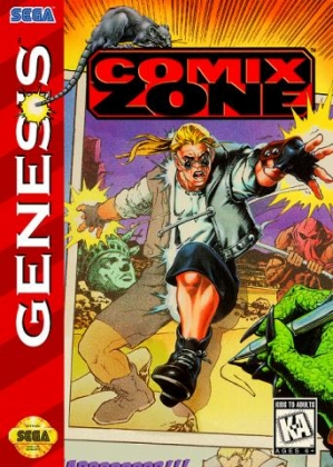 Comix Zone (Beta)