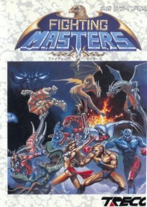 Fighting Masters Japan Korea Rom Sega Genesis Genesis