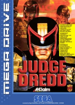 Judge Dredd (World)