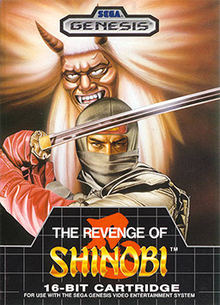Revenge Of Shinobi, The (USA, Europe)