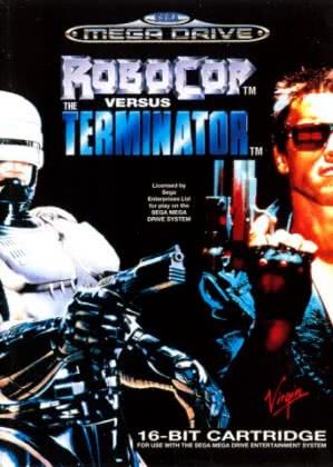 RoboCop Versus The Terminator (Europe) (Beta)