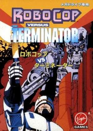 RoboCop Versus The Terminator (Japan, Korea)