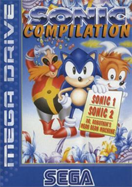 Sonic Compilation ~ Sonic Classics (World) (v1 1) ROM - SEGA Genesis