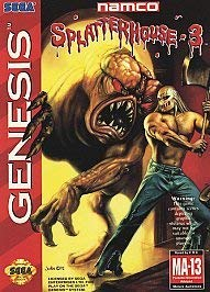 Splatterhouse Part 3 (Japan, Korea)