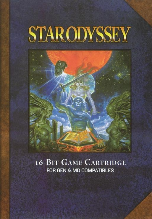 Star Odyssey (World) (Unl) ROM - SEGA Genesis (Genesis