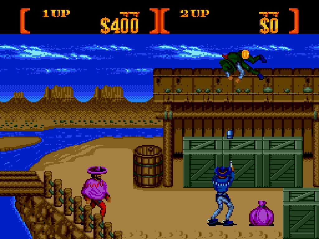 Sunset Riders ROM - MAME 037b11 (MAME) | Emulator Games