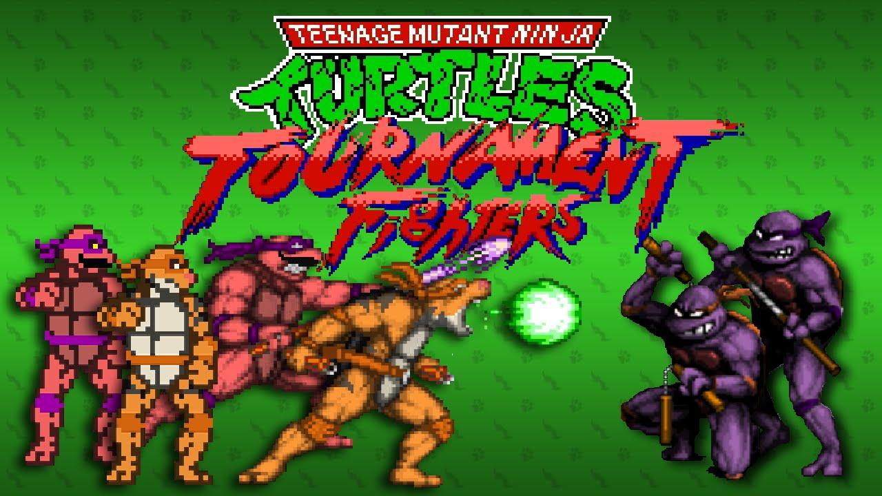 download teenage mutant ninja turtles snes rom