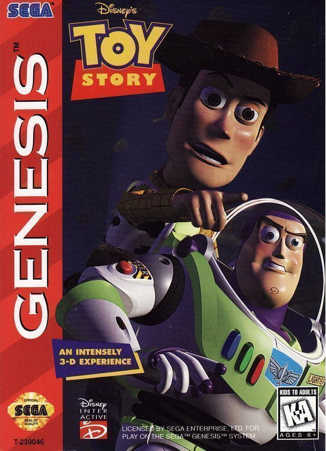 Toy Story (Sample)