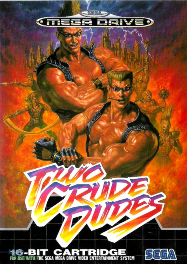 Two Crude Dudes (Europe)