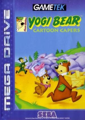 Yogi Bear - Cartoon Capers (Europe)