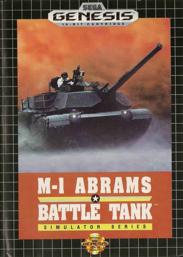 Abrams Battle Tanks