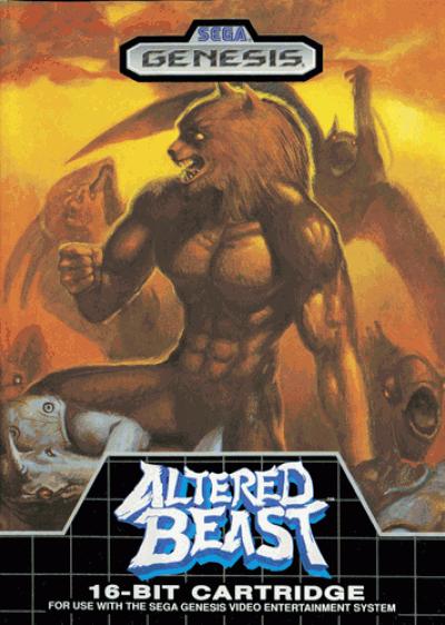 Altered Beast (JU) (REV 01)