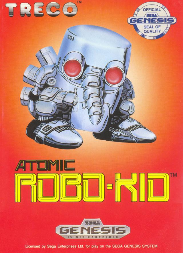 Atomic Robo Kid [c]
