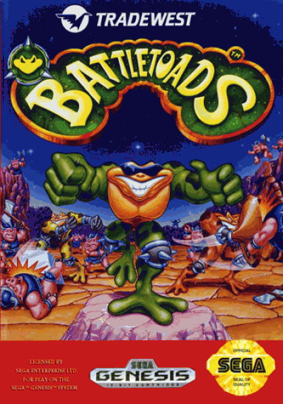 Battletoads (JUE)