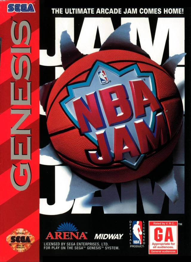 Blockbuster Competition 2 - NBA Jam & Judge Dredd (JUE)